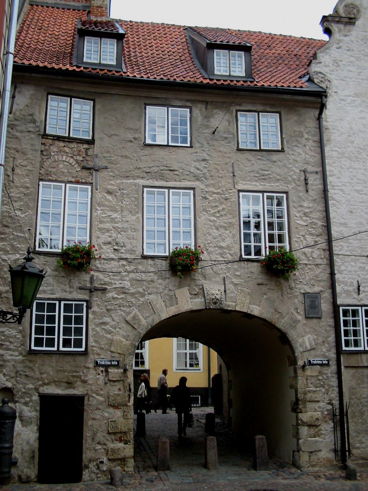 Švedų vartai