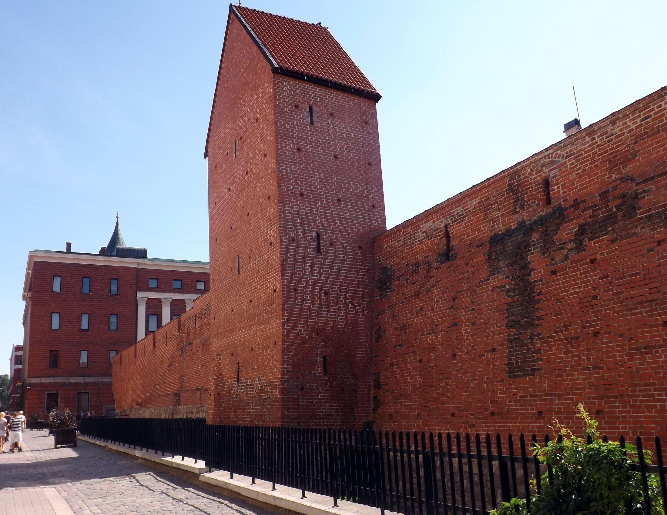 Muralla de la ciudad