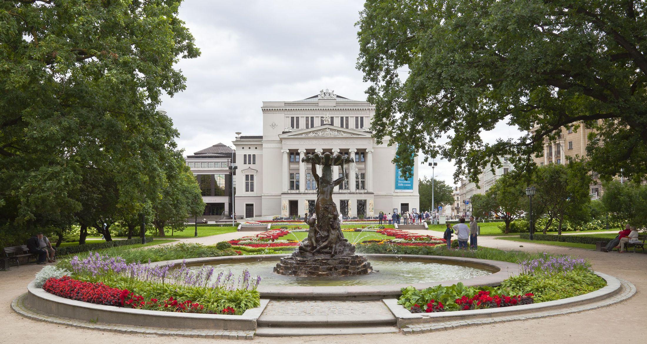 Nacional opera